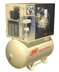 Ingersoll Rand UP6-7.5TAS-150 Rotary Screw Air Compressor