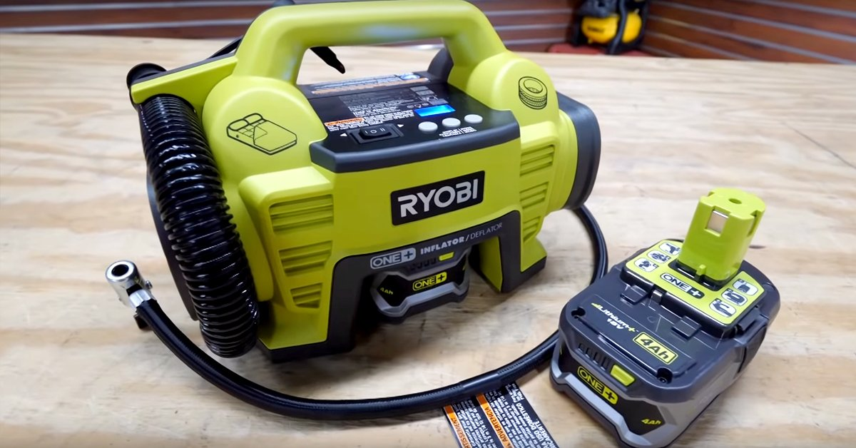The 5 Best Dual Function Cordless Tire InflatorsReviewed