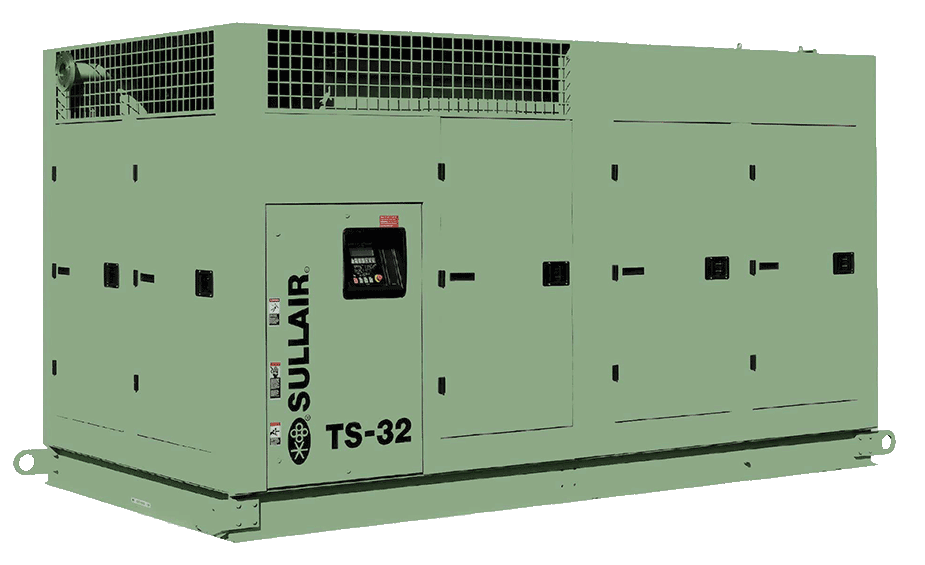 Sullair Two Stage Rotary Screw