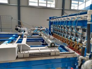 Compressed air production system