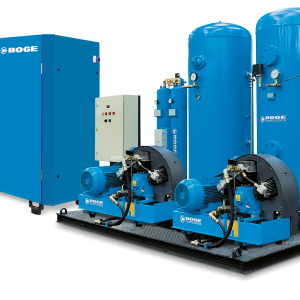 compressed air systems work