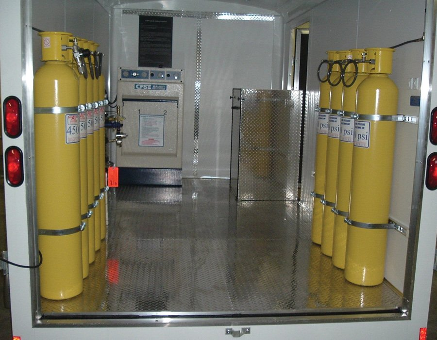 Breathing Air Systems for Emergency Vehicles